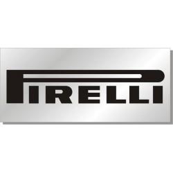 Sponsorenaufkleber | Pirelli