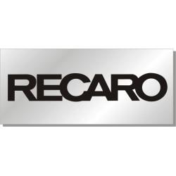 Sponsorenaufkleber | recaro