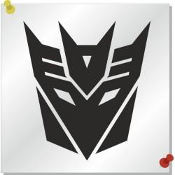 Transformers Autoaufkleber - Decepticons