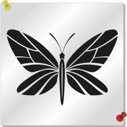 Schmetterling Autoaufkleber