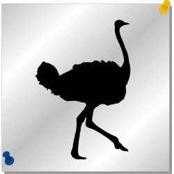 Emu Autoaufkleber